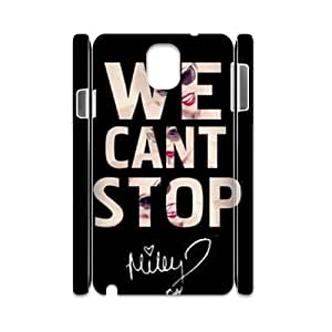 Unique Design Phone Case with Hard Shell Protection for Samsung Galaxy Note 3 N9000 3D case with Miley Cyrus lxa#7102530