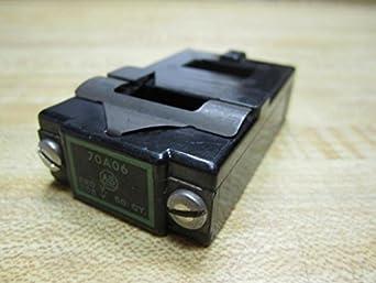 Allen-Bradley 70A06 Operating Coil 208/220V 60CY