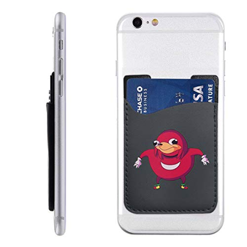 Used, Ugandan-Knuckles Phone Card Holder for Back of Phone for sale  Delivered anywhere in USA