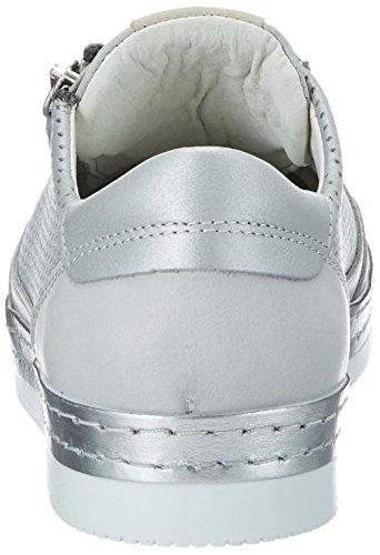 BULLBOXER Damen Sneakers Sneaker Grau (pastel Grey)
