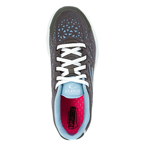 Skechers 13923 Calzado Deportivo Mujeres Gris