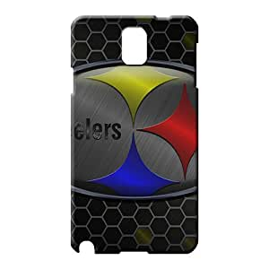 samsung note 3 case cover Defender Back Covers Snap On Cases For phone phone carrying shells pittsburgh steelers nfl football