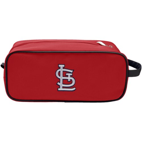 (Charm14 MLB St. Louis Cardinals Travel Case with Embroidered Logo)