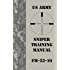 US Army Sniper Training Manual
