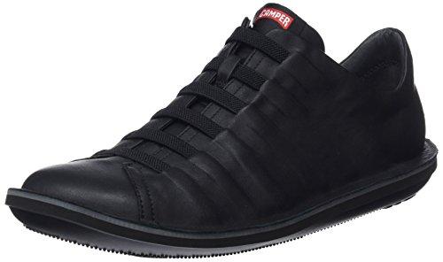 001 Uomo Beetle Camper Nero Sneaker Black Pq4RSOv