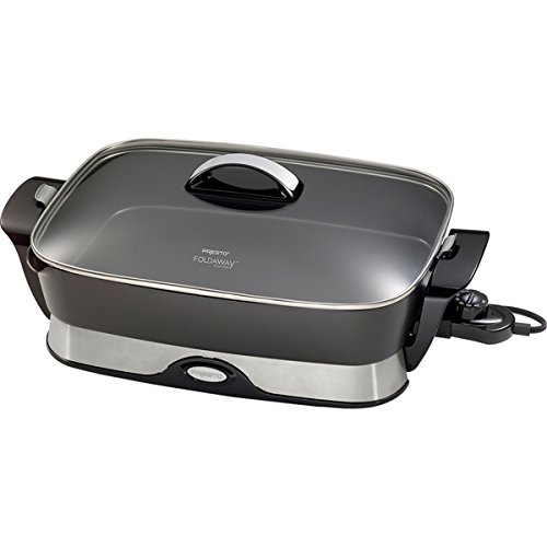 presto 16 in electric skillet - 9