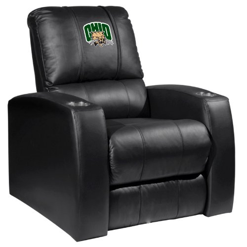 XZipit-College-Home-Theater-Recliner-with-Ohio-Bobcats-Logo-Panel-Black