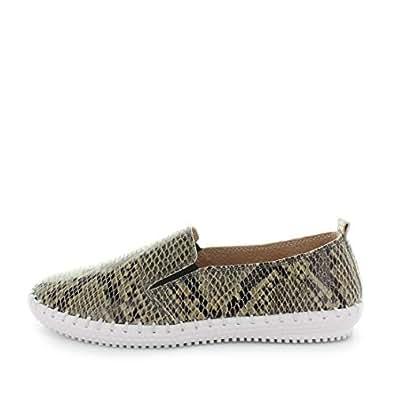 JUST BEE Coble Snake Size 36 Unisex Sneaker, Snake, 36 EU