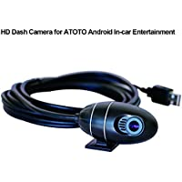 ATOTO AC-44P1 USB ON-DASH CAMERA / DVR Recorder, ONLY Compatible w/ ATOTO Selected Android Car Stereo Model