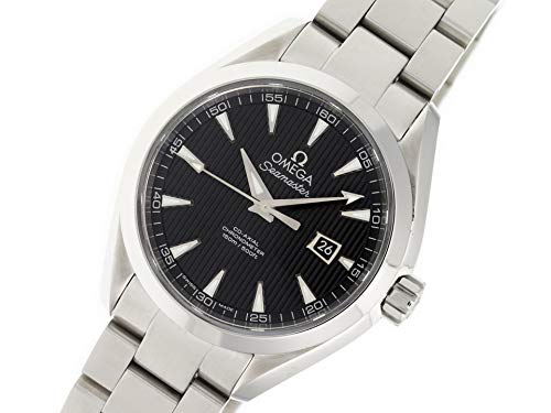 Omega Seamaster Automatic-self-Wind Female Watch 231.10.34.20.01.001 (Certified Pre-Owned) ()