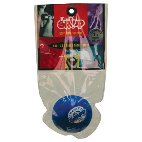 Iron Glove Grip Ball /1 lb. - Gravity Gripp Ball