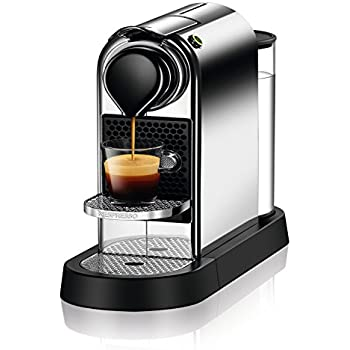 Amazon.com: c112-us-cr-ne Nespresso Citiz Espresso machine ...