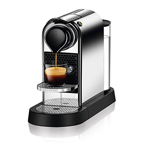 Nespresso C112-US-CH-NE FBA_C112-US-CH-NE Citiz Espresso Machine, Chrome