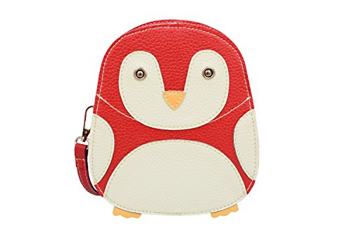 Mellow Bag Red Blue Penguin Cross Body World AIrqZA