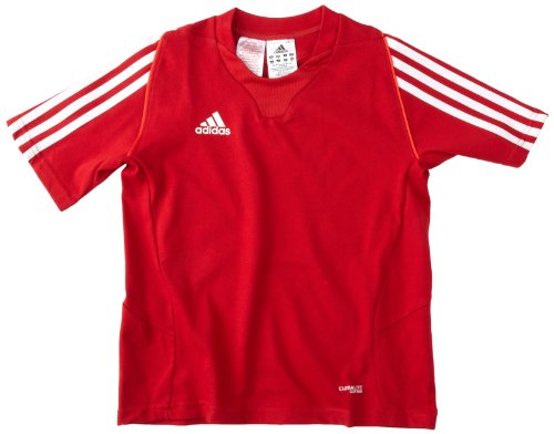 T12 AdidasMaglietta Cmrot Team weiß116 weiß X34285Rossorot Bambino mnwyvON08