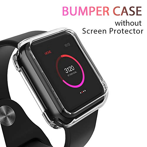 7b6a8500a920e HYKS Compatible with Apple Watch Series 4 Case 44mm