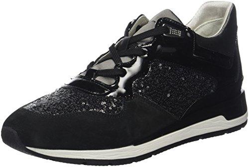 D Geox B Shahira Sneakers nero donna da Nero dRwpRq