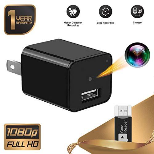 Spy Camera Hidden Camera Full HD 1080P