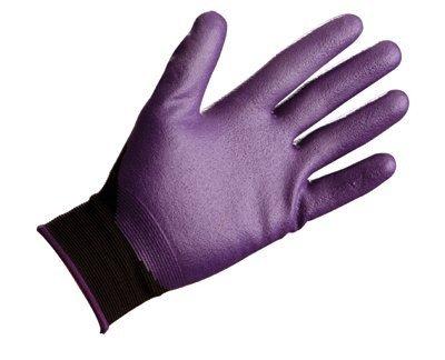 Kimberly-Clark Professional 40226 Kleenguard G40 Purple Nitrile, Foam Coated Gloves (Size ()