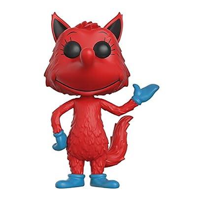 FunKo 12446 - Pop! Vinyle - Books - Dr. Seuss - Fox In Socks