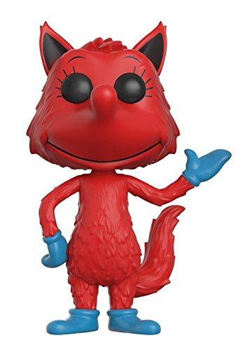 Funko POP Books: Dr. Seuss Fox in Socks Toy Figure