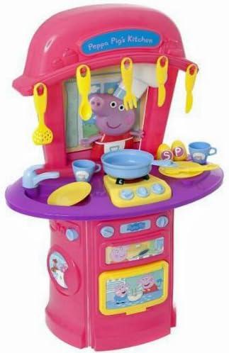 Peppa Pig - Cocina de Juguete, Juego de Imitacion
