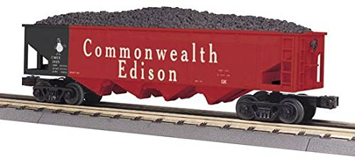 - MTH RAILKING O COMMONWEALTH EDISON 4-BAY HOPPER