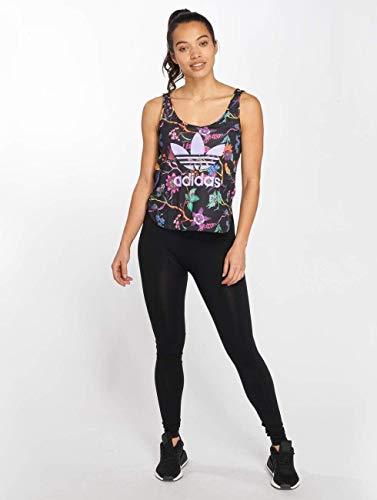 Superior Tops Ropa Negro Originals Graph tank Adidas Mujeres 4XqARw1t