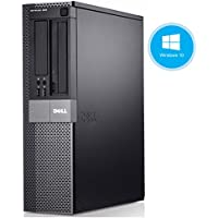 Dell Optiplex 980 Desktop Computer, i5-650 3.2GHz, 8GB, 500GB DVD, Windows 10 Pro (Certified Refurbished)