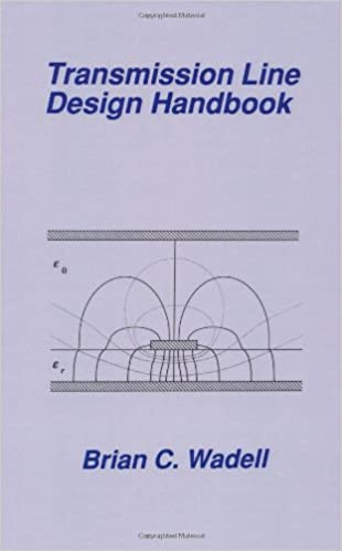 transmission line design handbook by brian c wadell