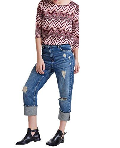 Denim Reg Jeans Only Rim6811 Boyfriend Donna 15138499 Hotcrop Tboy WttX1qB