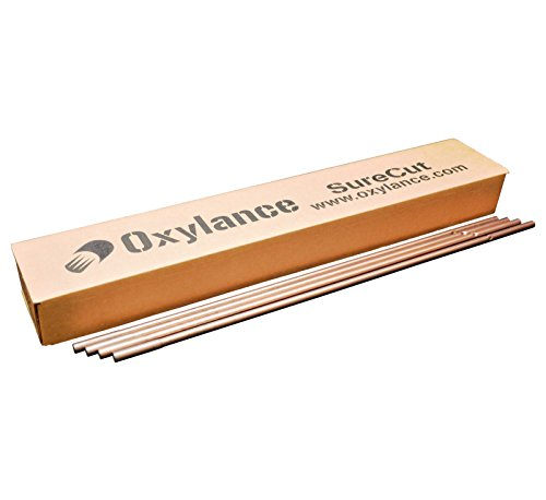 Box Of 50   Oxylance 3 8 X 36  Quick Connect Sure Cut Rods