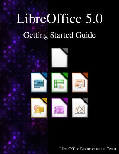 Libreoffice 5 0 Getting Started Guide