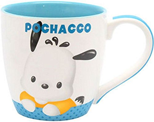 Pochacco 14-oz Ceramic Mug Dishwasher & Microwave Safe