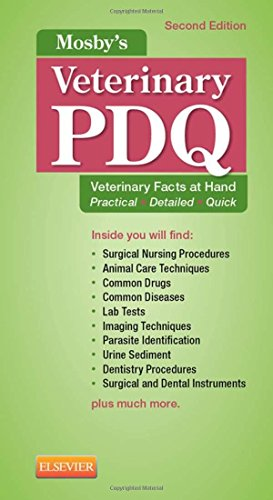 Mosby's Veterinary PDQ, 2e