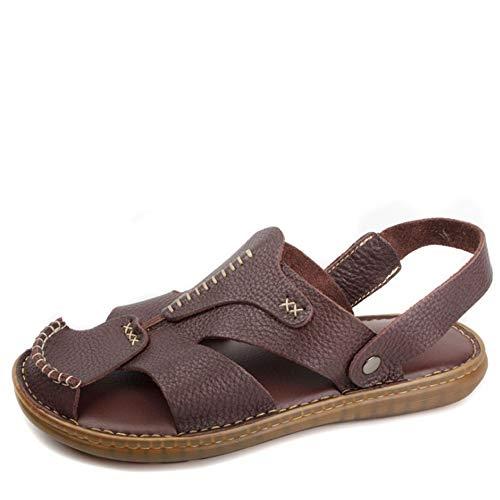 sportivi traspirante 0 3 Sandali 5 28 pantofole da Dimensione 2 pelle Scarpe Cm 40 Sandali Wagsiyi ventilato impermeabile uomo EU da Rosso antiscivolo spiaggia esterni 24 Colore e in Rosso TIvZq