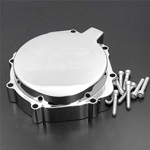 - Engine Stator Cover For Suzuki 2005 2006 2007 2008 Gsxr1000 Chrome Left Side