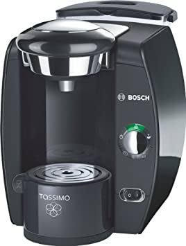 Bosch TAS4212- Cafetera multibebidas automática Tassimo, 1300 W, 1 Taza, 2 L, color negro: Amazon.es: Hogar