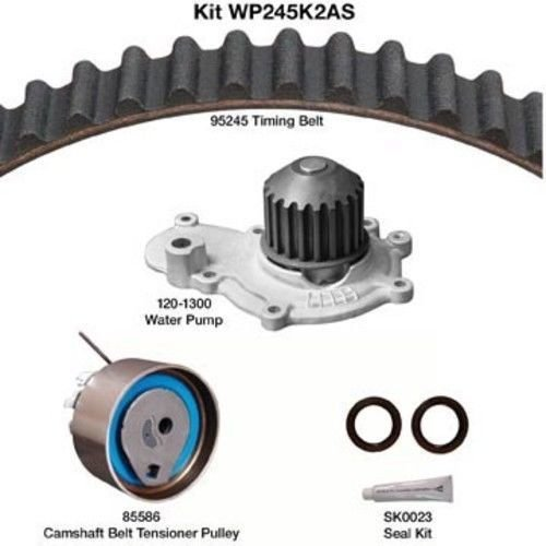 Dayco WP245K2AS Water Pump Kit