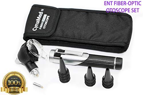 ENT Examination Diagnostic Pocket Otoscope Set Student USE Medical Mini Otoscope Cynamed