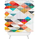 """Deny Designs Three of The Possessed Shower Curtain, 69"""" x 72"""", South"""