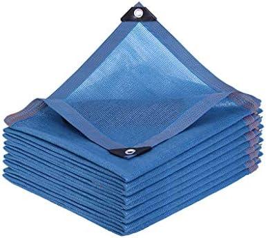 シェードネット シェードネット、ブルーシェードクロス断熱ネット、90%シェーディング率、温室用ガーデンフラワープラント用UV耐性ネット (Size : 2x2m)