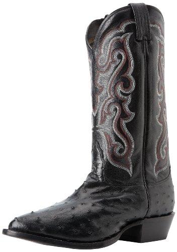 Nocona Boots Men's MD8501 Boot,Black Full Quill,11 B US