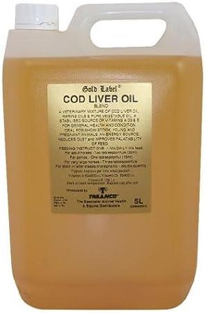 Gold Label Hígado Transcend caballo Suplemento nutricional 5litros Economía tamaño-para General Health y estado AS bien AS AN energiequelle