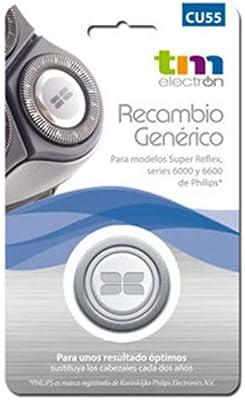Recambio Generico CU55 para Afeitadoras Philips Recambio Hq-55 ...