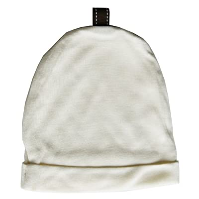 Satsuma Designs Jersey Infant Hat - Natural from Satsuma Designs, LLC