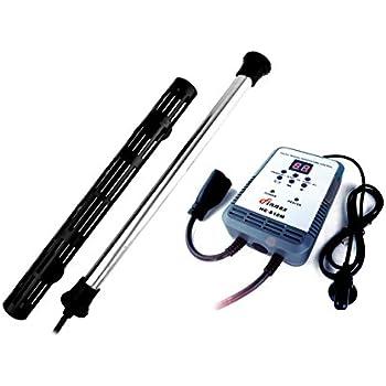 Finnex Digital Heater Controller with Deluxe Titanium Tube, 800W