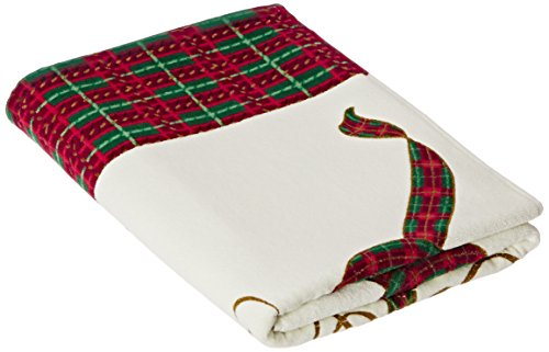 Lenox Holiday Nouveau Bath - Bath Towel Christmas