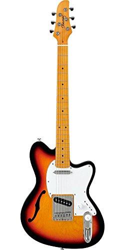 Ibanez Talman serie tm302hm Semi-Hollow guitarra eléctrica,: Amazon.es: Instrumentos musicales