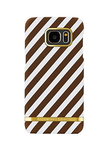 - RICHMOND & FINCH Smartphone Case Samsung Galaxy S7 Plus Olive Stripes